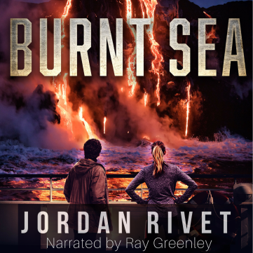 New Burnt Sea Audio Cover