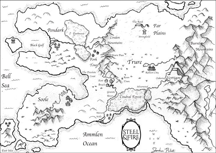 Vertigon Map Version 4.3