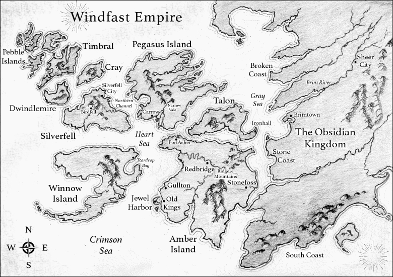 Windfast Map for Traitor